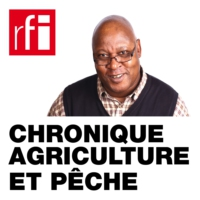 Logo of the podcast Chronique agriculture et pêche - Le rapport ONUSIDA 2018