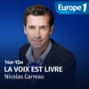 Logo of the podcast La voix est livre - Nicolas Carreau