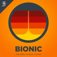 Logo du podcast Bionic