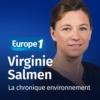 Logo of the podcast La chronique environnement - Virginie Salmen