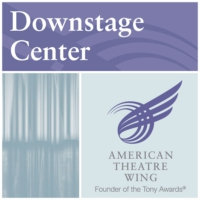 Logo du podcast ATW - Downstage Center