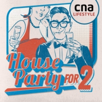 Logo du podcast House Party For 2