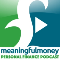 Logo of the podcast The Meaningful Money Personal Finance Podcast