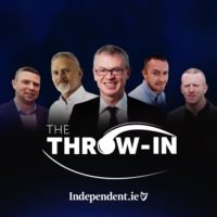 Logo du podcast The Throw-In