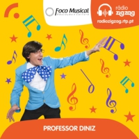 Logo of the podcast Professor Diniz