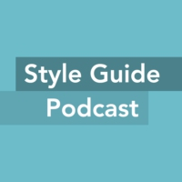 Logo du podcast Style Guide Podcast