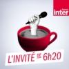 Logo of the podcast L'invité de 6h20