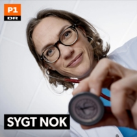 Logo of the podcast Sygt nok: Præcisionsmedicin, data og tech - fremtiden er her
