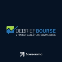 Logo du podcast Le debrief Bourse du 9 mars :  le CAC 40 maintient le cap des 5900 points