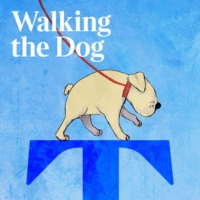 Logo of the podcast Walking The Dog with Emily Dean