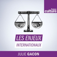 "Logo du podcast Procès en appel de Laurent Gbagbo : une justice internationale plus ""efficace"" ?"