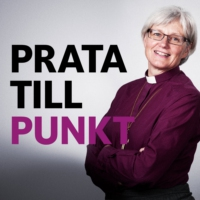 Logo of the podcast Prata till punkt med ärkebiskopen