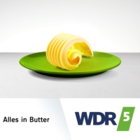 Logo of the podcast WDR 5 Alles in Butter