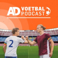 Logo du podcast AD Voetbal podcast