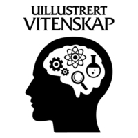 Logo of the podcast Uillustrert Vitenskap