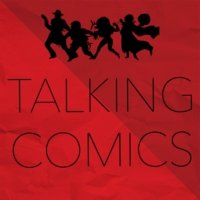 Logo of the podcast Comic Book Podcast | Talking Comics