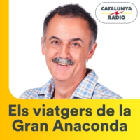 Logo of the podcast Els viatgers de la Gran Anaconda