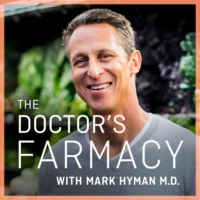 Logo of the podcast The Doctor's Farmacy with Mark Hyman, M.D.