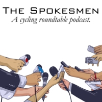 "Logo du podcast Episode #218 – ""When I am on a bike, I still get chill bombs"""