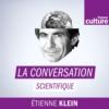 Logo of the podcast La Conversation scientifique