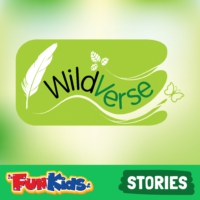 Logo du podcast My Favourite Place by Nathaniel, aged 5 (Wildverse 2020, runner-up)