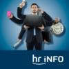 Logo of the podcast hr-iNFO Job