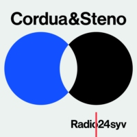 Logo of the podcast Cordua & Steno i Ukraine og nyt om Folketingsvalget
