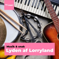 Logo of the podcast Lyden af Lorryland - Copenhagen Caledonian Pipe Band