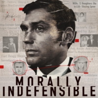 Logo of the podcast Morally Indefensible