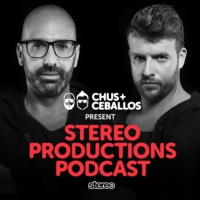 Logo du podcast CARLOS MANAÇA | Stereo Productions Podcast 398 | Week 16 2021