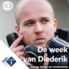 Logo of the podcast De week van Diederik
