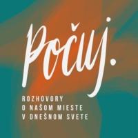 Logo of the podcast Počuj.