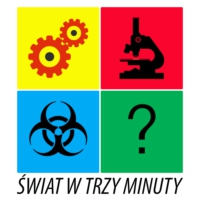 Logo of the podcast Świat w trzy minuty