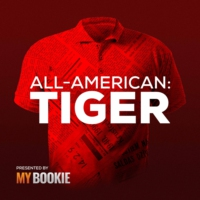 Logo du podcast All-American: Tiger Woods