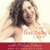 Logo du podcast The Pleasure Zone ~ Milica Jelenic