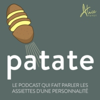 Logo of the podcast Julie Gerbet | Le Fooding, Grazia : le quotidien d'une critique gastronomique