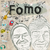 Logo of the podcast FOMO PODCAST