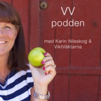 Logo of the podcast VV-podden