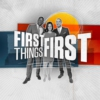 Logo of the podcast First Things First
