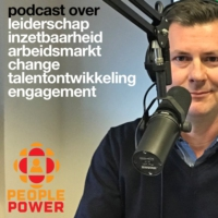 Logo of the podcast People Power Podcast - Over de kracht van mensen in organisaties