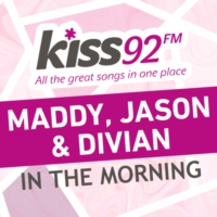 Logo du podcast Kiss92 - Maddy, Jason & Divian In The Morning
