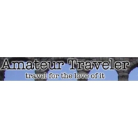 Logo of the podcast Amateur Traveler Podcast | travel for the love of it
