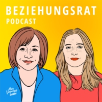 Logo of the podcast Trailer – Beziehungsrat