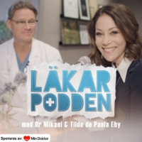 Logo of the podcast Läkarpodden