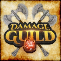 Logo of the podcast The Damage Guild | A D Podcast