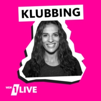 Logo of the podcast 1LIVE Klubbing
