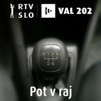 Logo du podcast Pot v raj