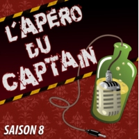 Logo of the podcast L'apéro du Captain