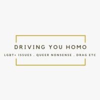 Logo du podcast DYH - S4E21 - Andy Balloch || Driving You Homo
