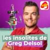 Logo du podcast Les insolites de Greg Delsol - Radio SCOOP